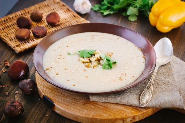 Σούπα με κάστανα | imommy.gr