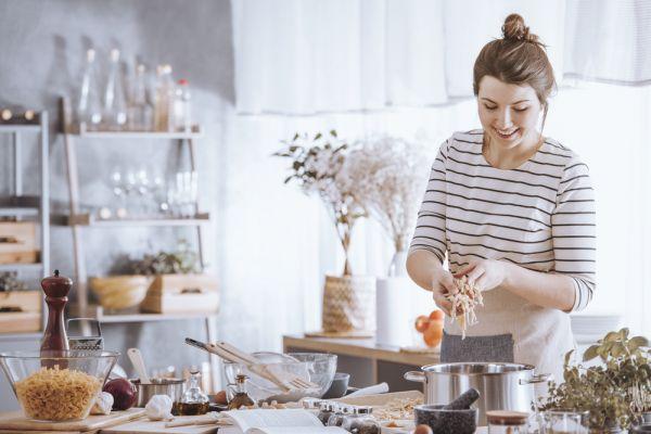 Μήπως σας παχαίνει η μαγειρική;   imommy.gr