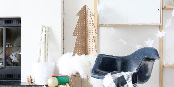 Φτιάξτε μόνοι σας το πιο πρωτότυπο χριστουγεννιάτικο δέντρο | imommy.gr