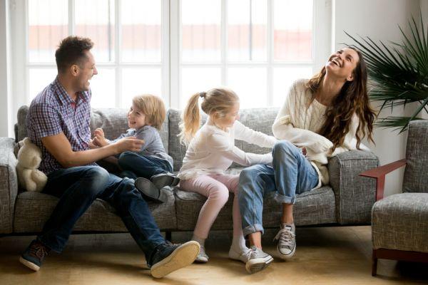Πώς θα είστε χαρούμενοι σαν ζευγάρι αν έχετε παιδιά | imommy.gr