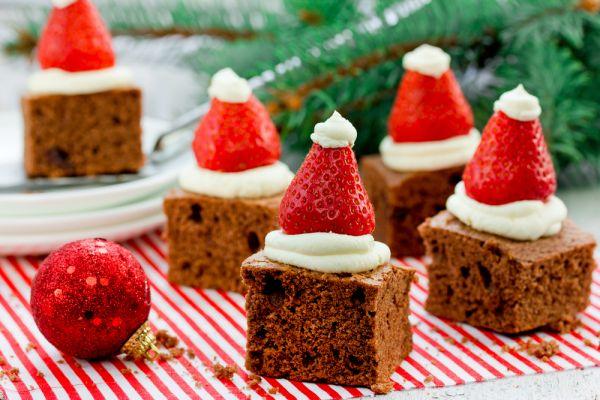 Μίνι χριστουγεννιάτικα τσιζκέικ | imommy.gr