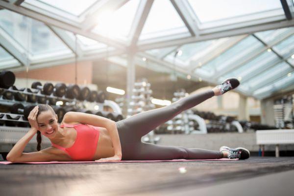 Προπόνηση pilates για γυμνασμένους γλουτούς και μηρούς | imommy.gr