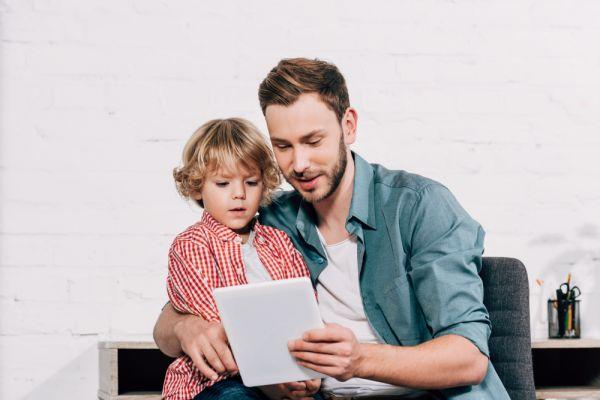 Πώς θα χρησιμοποιήσετε την τεχνολογία μπροστά στα παιδιά | imommy.gr