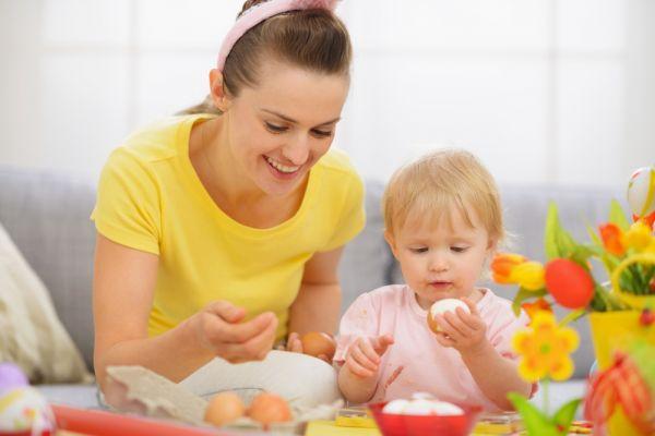 Πώς θα κάνετε το παιδί να συμπαθήσει το αυγό | imommy.gr