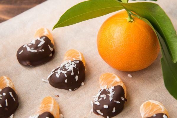 Σοκολατένια μανταρίνια | imommy.gr