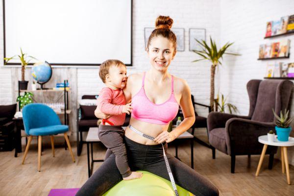 Πώς θα αντιμετωπίσετε το κοιλιακό λίπος μετά την εγκυμοσύνη | imommy.gr