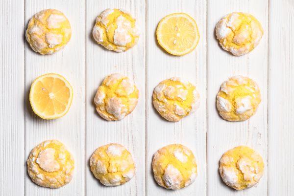 Μπισκότα με λεμόνι | imommy.gr