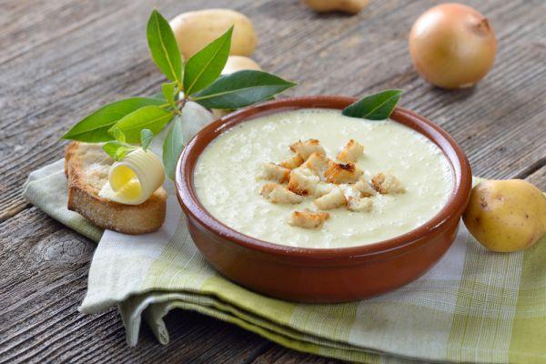 Πατατόσουπα με κρεμμύδι | imommy.gr