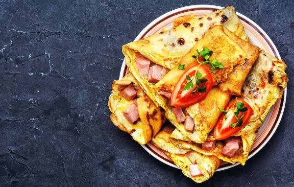 Αλμυρές τηγανίτες | imommy.gr