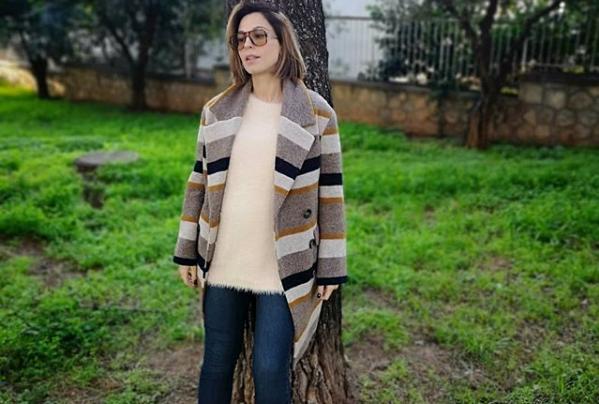 Κατερίνα Παπουτσάκη: Μας δείχνει το βρεφικό δωμάτιο του νεογέννητου γιου της | imommy.gr