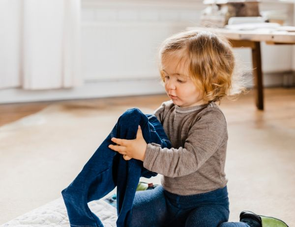 Μάθετε το παιδί να ντύνεται όμορφα μόνο του | imommy.gr