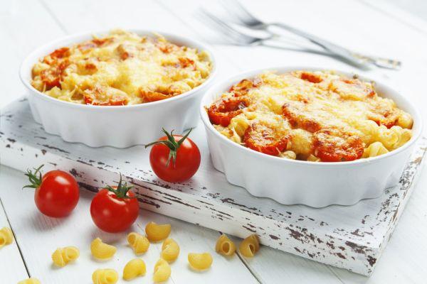 Μακαρόνια φούρνου με ντομάτα και μασκαρπόνε | imommy.gr