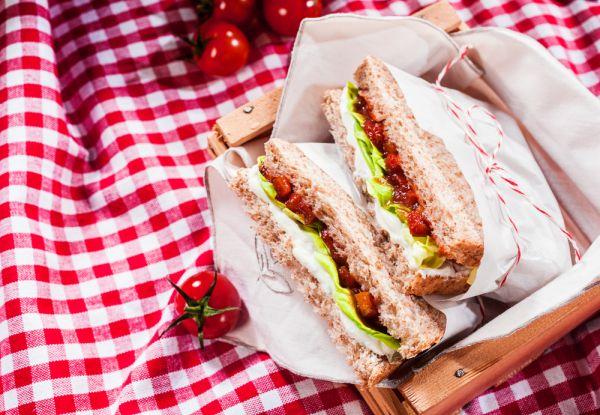 Ιδιαίτερα σάντουιτς για πικνικ | imommy.gr