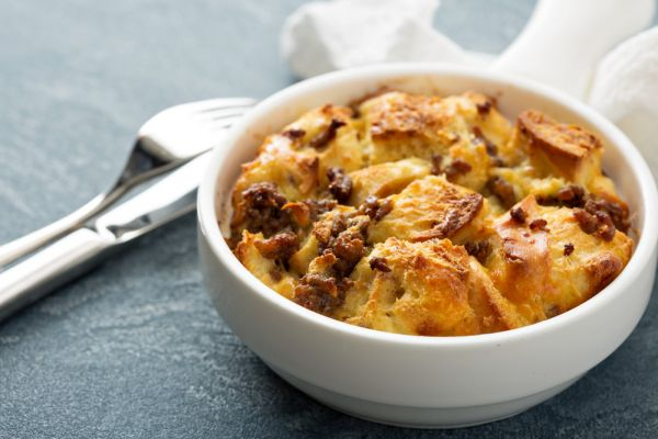 Πατάτες με λουκάνικα στον φούρνο | imommy.gr