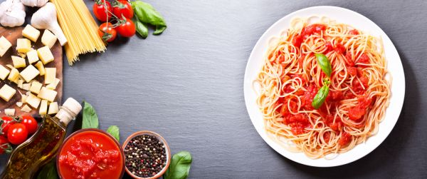 Ζυμαρικά με την πιο λαχταριστή κόκκινη σάλτσα | imommy.gr