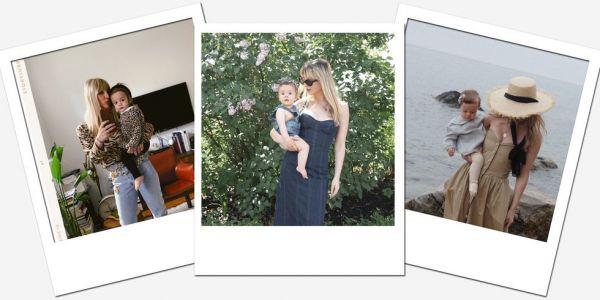Αυτή είναι η πιο καλοντυμένη μαμά του Ίνσταγκραμ | imommy.gr