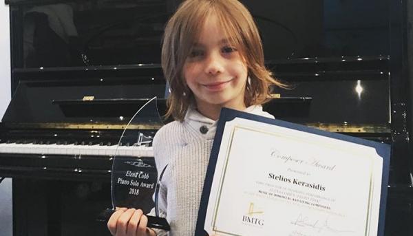 Στέλιος Κερασίδης: Το «παιδί-θαύμα» που μάγεψε το Royal Albert Hall παίζοντας πιάνο | imommy.gr