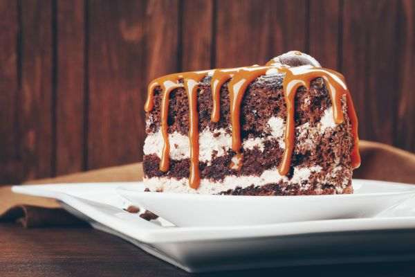 Κέικ με σοκολάτα και καραμέλα | imommy.gr