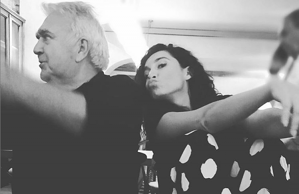 Πασχάλης Τερζής: Η υπέροχη φωτογραφία με την κόρη του, Γιάννα | imommy.gr
