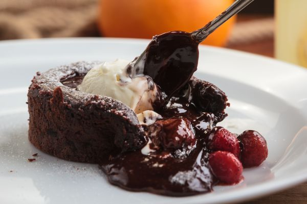 Σουφλέ σοκολάτας χωρίς αλεύρι | imommy.gr