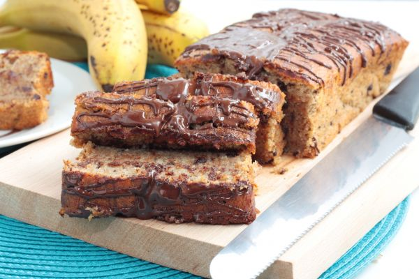 Κέικ μπανάνα – σοκολάτα | imommy.gr