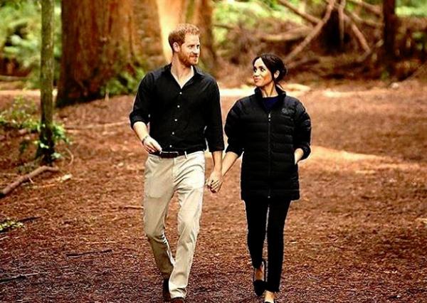 Πρώτο οικογενειακό ταξίδι για τον πρίγκιπα Χάρι και τη Μέγκαν Μαρκλ   imommy.gr