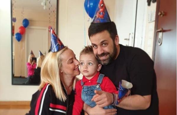 Γιώργος Γιαννιάς: Έγινε μπαμπάς για δεύτερη φορά | imommy.gr