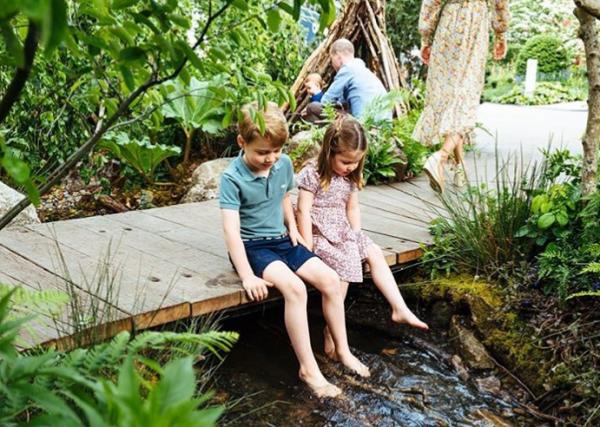 Η Κέιτ Μίντλετον αποκαλύπτει σε τι της μοιάζουν τα παιδιά της | imommy.gr