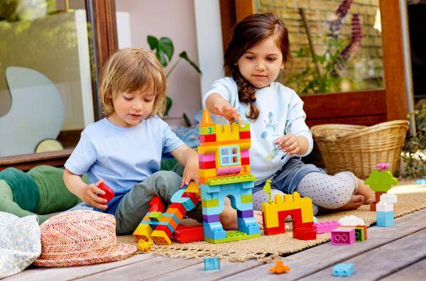 DIY ιδέες για τα 50 χρόνια LEGO® DUPLO® (VID) | imommy.gr
