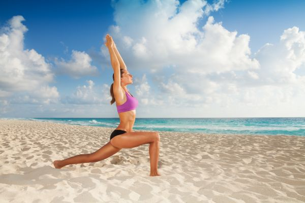 Γυμναστείτε στην παραλία | imommy.gr