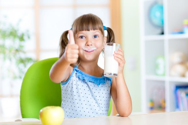 Γάλα: Η βασική τροφή για την ανάπτυξη των παιδιών | imommy.gr