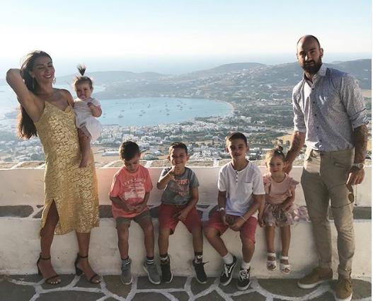 Οι τρυφερές ευχές της Ολυμπίας Χοψονίδου στον γιο της | imommy.gr