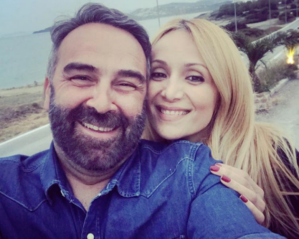 Γρηγόρης Γκουντάρας: Οι δημόσιες ευχές για τα γενέθλια του γιου του | imommy.gr