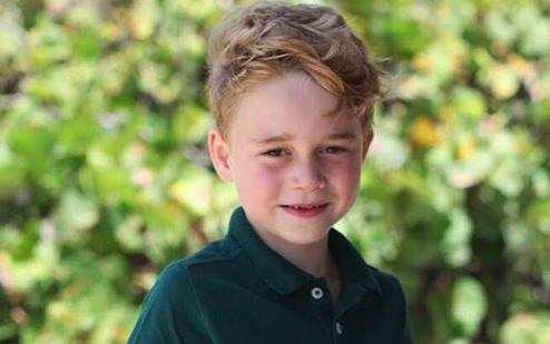O πρίγκιπας Τζορτζ έγινε έξι χρονών | imommy.gr