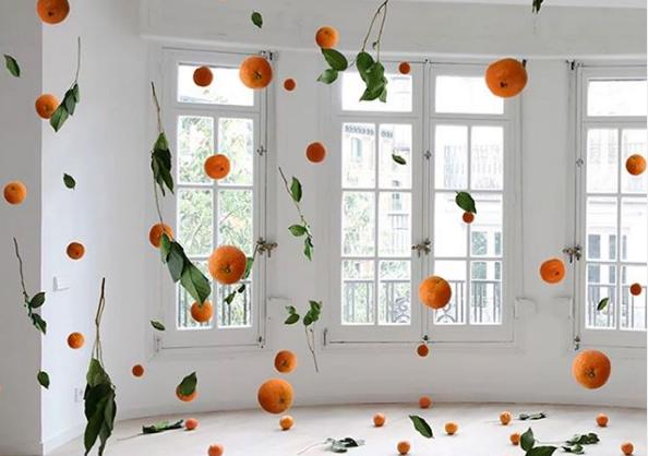 Πώς ένα πανέμορφο διαμέρισμα γέμισε… πορτοκάλια | imommy.gr