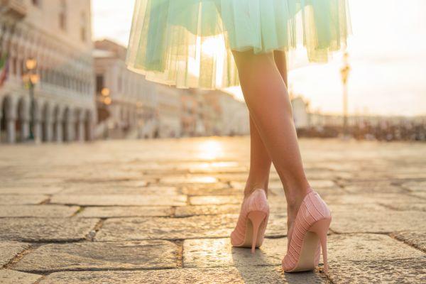 Θέλετε υγιή γόνατα; Φορέστε τακούνια! | imommy.gr