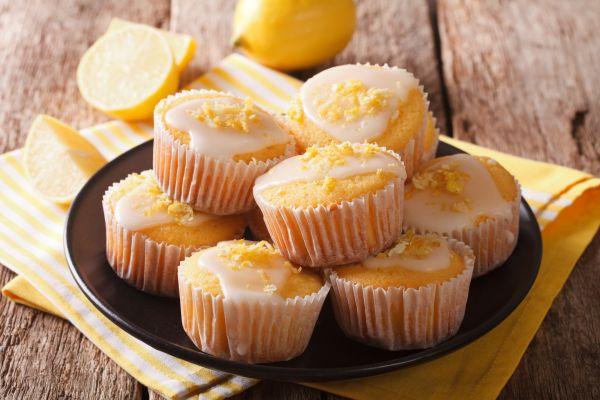 Γλυκά μάφιν με αβοκάντο και λεμόνι | imommy.gr