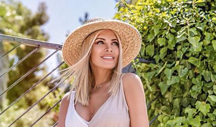 Κατερίνα Καινούργιου: Φωτογραφίζεται χωρίς μακιγιάζ στις διακοπές της | imommy.gr