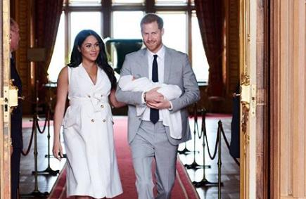 Οι τρυφερές ευχές του Πρίγκιπα Χάρι στη σύζυγό του   imommy.gr