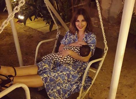 Κατερίνα Παπουτσάκη: Οι σοβαρές επιπλοκές της δεύτερης εγκυμοσύνης της | imommy.gr