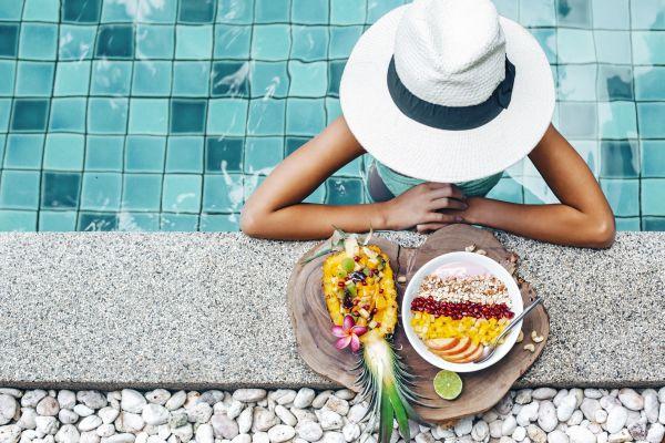 Ενισχύστε το μαύρισμά σας με αυτές τις τροφές | imommy.gr