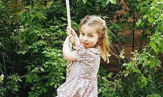 Πριγκίπισσα Σάρλοτ: Οι τρυφερές φωτογραφίες από την πρώτη μέρα στο σχολείο   imommy.gr