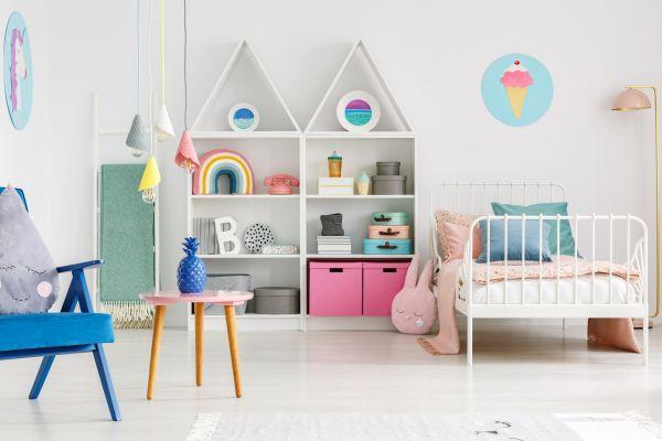 Δώδεκα εύκολες ιδέες για τη διακόσμηση του παιδικού δωματίου | imommy.gr
