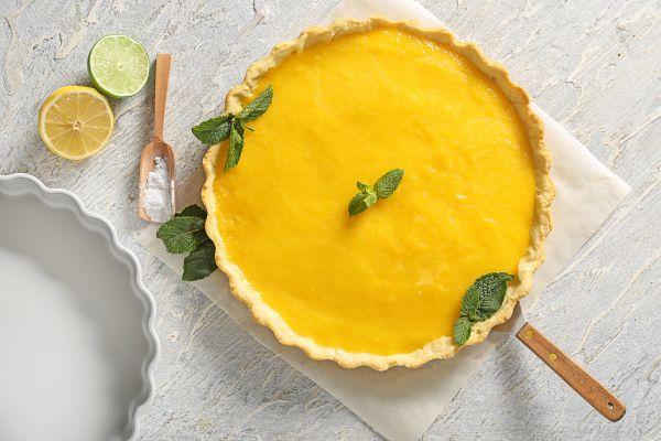 Η πιο εύκολη lemon pie | imommy.gr