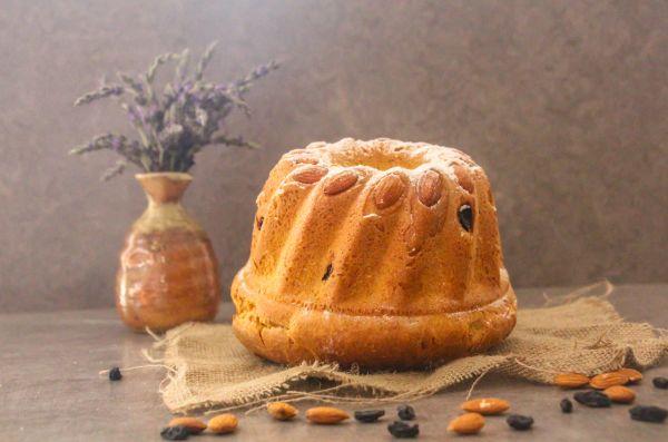 Εύκολο κέικ με φιστίκια Αιγίνης και αμύγδαλα | imommy.gr