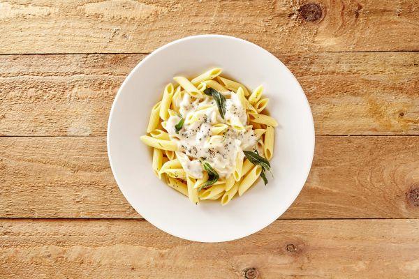 Ζυμαρικά με σάλτσα τέσσερα τυριά | imommy.gr