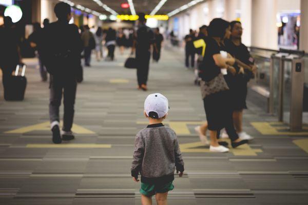 Βοήθεια, έχασα το παιδί! – Πώς θα το εντοπίσετε σε ένα πολυπληθές μέρος | imommy.gr