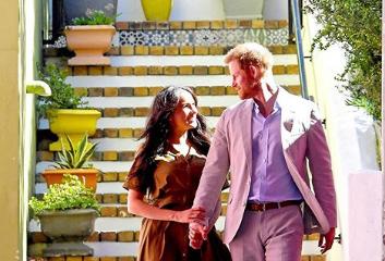 Μέγκαν Μαρκλ – Πρίγκιπας Χάρι: Ετοιμάζονται να μετακομίσουν στην Αφρική; | imommy.gr