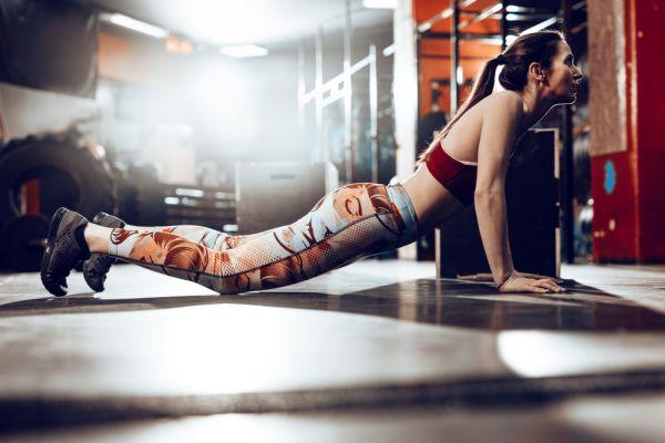 Αυτή είναι η πιο αποτελεσματική προπόνηση που μπορείτε να κάνετε σε 10′ | imommy.gr