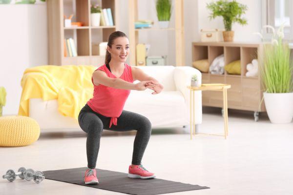 Γυμνάστε το κάτω μέρος του σώματός σας σε 8′ | imommy.gr